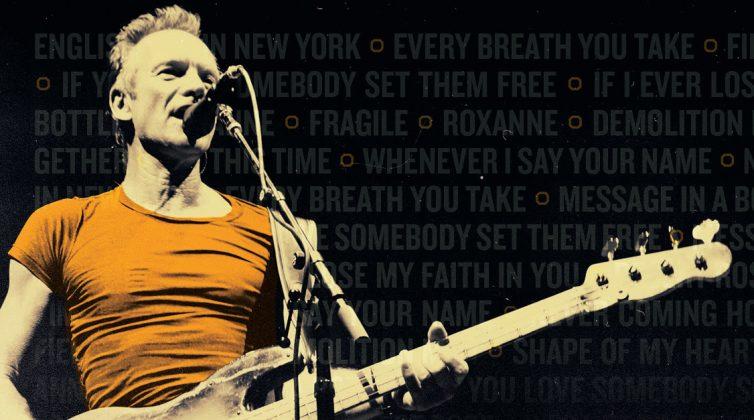Ο Sting έρχεται για δύο μοναδικές συναυλίες στο Ηρώδειο!
