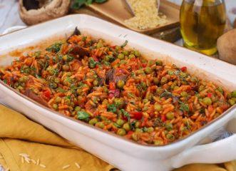 Υγιεινό και πεντανόστιμο γιουβέτσι με λαχανικά!