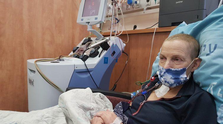 Σ' αυτήν τη μητέρα χορηγήθηκε ανοσοθεραπεία με στόχο να γίνει ο καρκίνος της χρόνια ασθένεια
