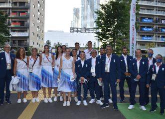 Αυτή είναι η μεγαλύτερη σε ηλικία Ελληνίδα που συμμετέχει σε Ολυμπιακούς Αγώνες