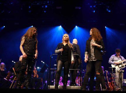 Μία συναυλία γιορτή των Led Zeppelin κάτω από την Ακρόπολη
