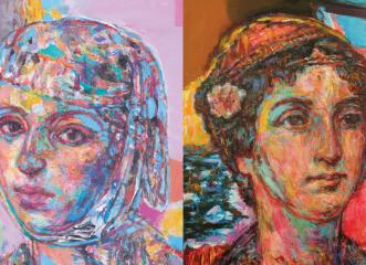 Ο Γιάννης Ψυχοπαίδης δημιουργεί «Μορφές του '21» στο Μουσείο Μπενάκη