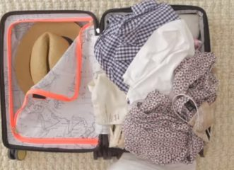 Πώς θα φτιάξεις τη βαλίτσα των διακοπών σωστά και γρήγορα;