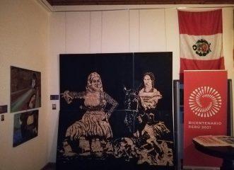 Σπέτσες: Η συμμετοχή της Ελλάδας στη Μπιενάλε του Περού παρουσιάζεται στο Μουσείο της Μπουμπουλίνας