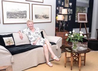 Το υπέροχο και καλόγουστο σπίτι της Έλενας Ακρίτα στη Φιλοθέη