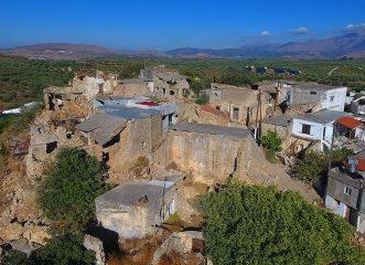 Σεισμός - Κρήτη: Drone καταγράφει εικόνες αποκάλυψης μετά τα 5, 8 Ρίχτερ
