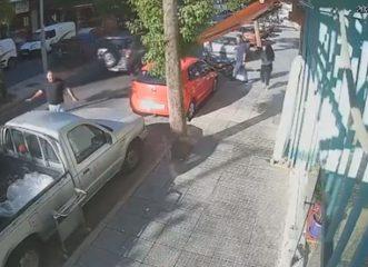 Σεισμός στην Κρήτη: Σκηνές τρόμου την ώρα που ο Εγκέλαδος χτυπάει το Ηράκλειο - Βίντεο που συγκλονίζουν