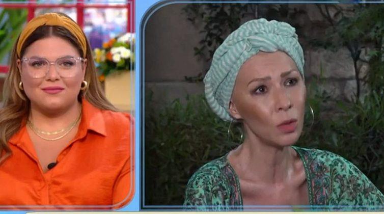 """Δώρα Χρυσικού: Συγκλονίζει η πρωταγωνίστρια της """"Γης της Ελιάς"""" για τη μάχη της με τον καρκίνο"""