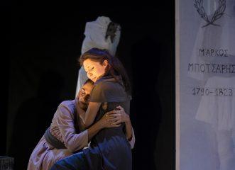 Βλέπουμε την υπέροχη παράσταση «Νικήρατος… ο δρόμος για την Ελευθερία» και βοηθάμε ένα παιδί να πραγματοποιήσει την ευχή του