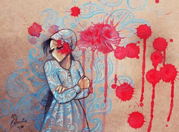 Shamsia Hassani: Η Αφγανή «Banksy» που δίνει φωνή στις γυναίκες και μιλά μέσα από την τέχνη της