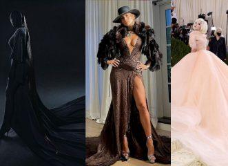 "Met Gala 2021: Η αλλόκοτη εμφάνιση της Κιμ Καρντάσιαν, η ""καουμπόισσα"" Λόπεζ και άλλες εμφανίσεις που ξεχώρισαν στο κόκκινο χαλί"