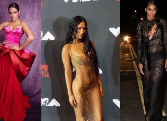 MTV VMAs 2021: Αυτές είναι οι εμφανίσεις στο κόκκινο χαλί που ξεχώρισαν