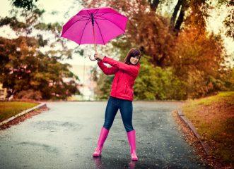 Έρχονται καταιγίδες και αυτό είναι το μυστικό για να επιλέξεις τη σωστή ομπρέλα!