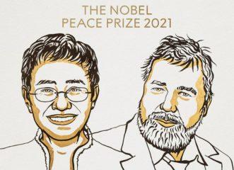 Νόμπελ Ειρήνης 2021: Ποιοι είναι οι δύο δημοσιογράφοι νικητές, Μαρία Ρέσα και Ντμίτρι Μουράτοφ