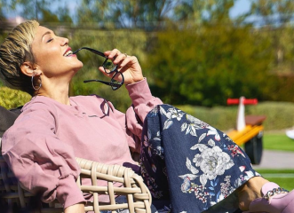 Πηνελόπη Αναστασοπούλου: «Το παλεύω με την υγεία μου, είμαι καλύτερα»