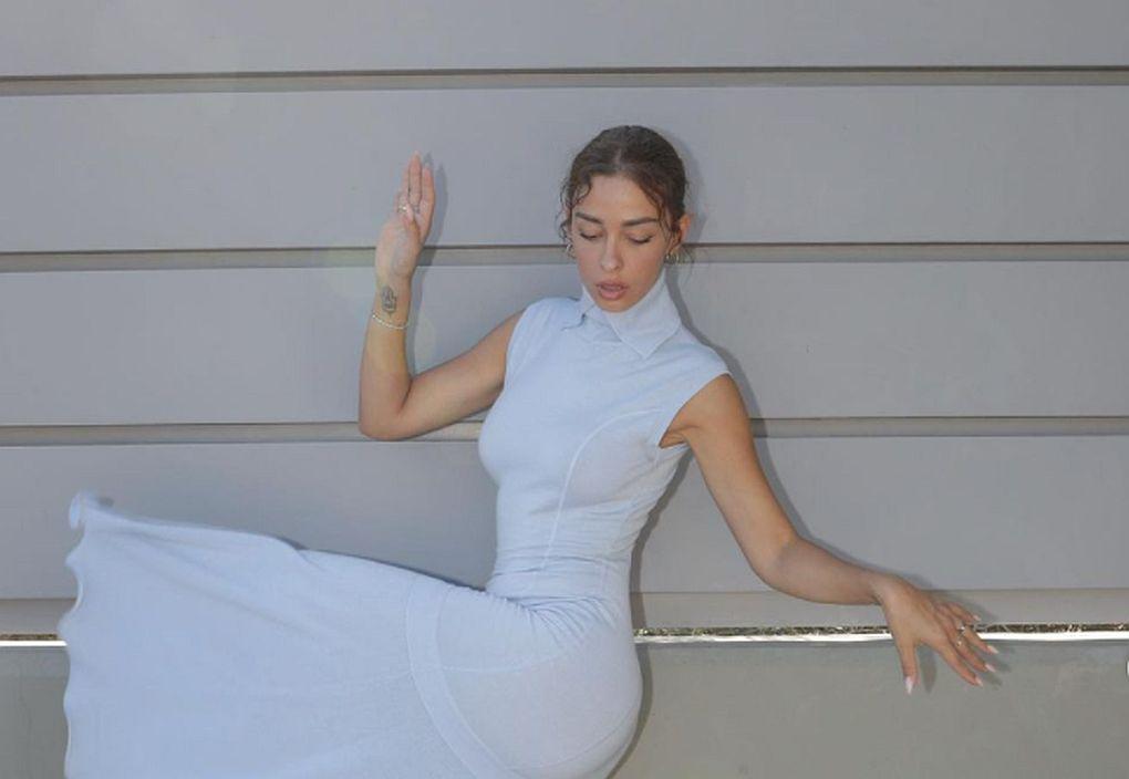 """Η Ελένη Φουρέιρα έβαλε το """"γυμνό"""" φόρεμα κι έκανε θραύση!"""