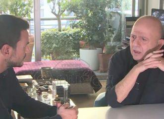 Νίκος Μουρατίδης: Η εξομολόγηση για τον άγνωστο γιο του - Είναι 26 χρόνων!