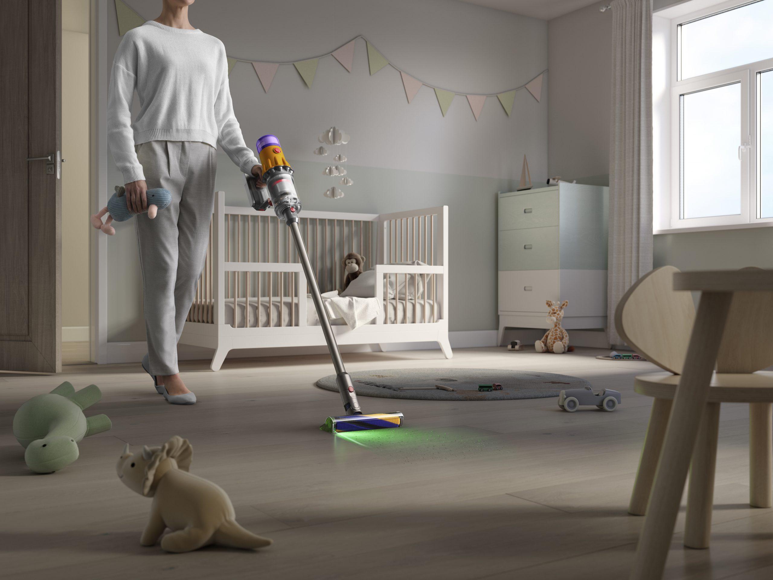Σκόνη τέλος στο σπίτι - Αυτή είναι η ηλεκτρική σκούπα που κάνει θαύματα στο καθάρισμα!