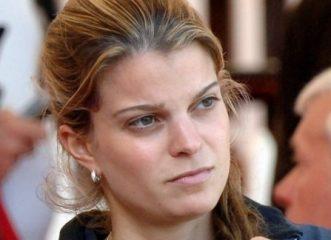 Αγνώριστη η 36χρονη Αθηνά Ωνάση στο γάμο του Σάμι Ζειν στο Μόντε Κάρλο