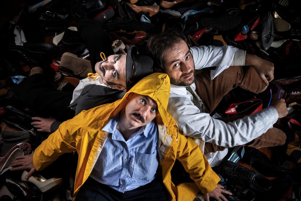 """Η """"Πανούκλα"""" του Καμύ στο θέατρο 104 - Για λίγες παραστάσεις"""