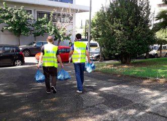 Οι street workers του Δήμου Αθηναίων είναι οι «φύλακες-άγγελοι» για τους άστεγους της πόλης!