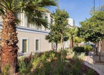 """Δείτε σε ποια γειτονιά της Αθήνας δημιουργήθηκε το νέο """"πάρκο τσέπης"""""""