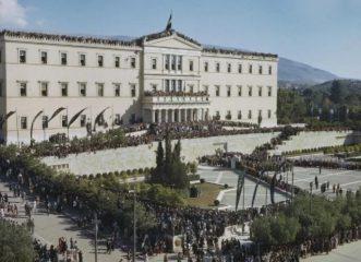 Η χαμένη ταινία της Finos Film για την απελευθέρωση της Αθήνας, στις 12 Οκτωβρίου 1944