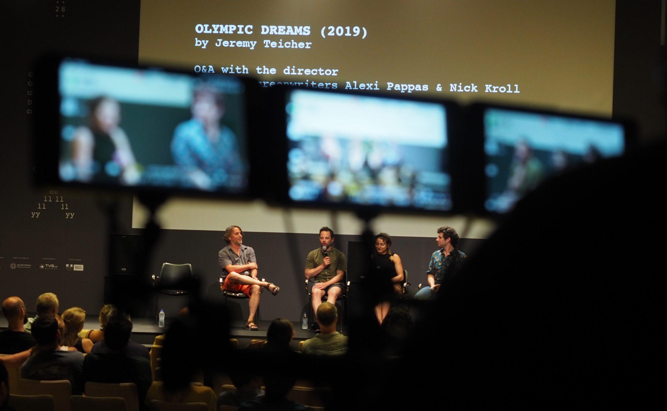 Oxbelly: Εργαστήριο Σεναρίου και Σκηνοθεσίας περιμένει το δικό σου σενάριο - Γιατί όχι;